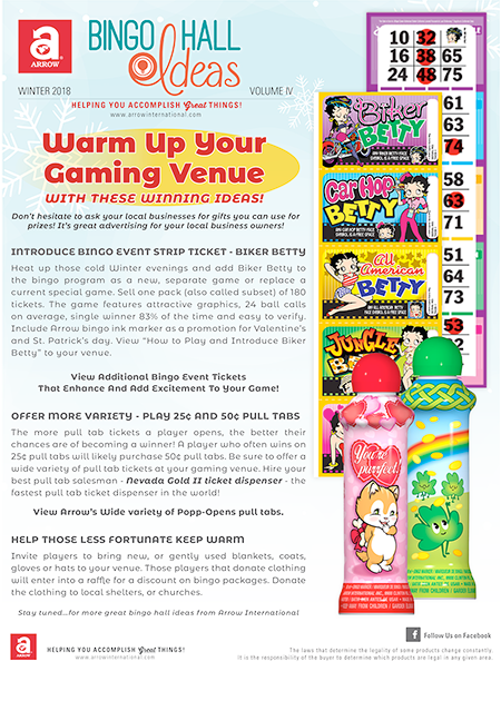 Bingo Hall Ideas - Warmup your Gaming Venue
