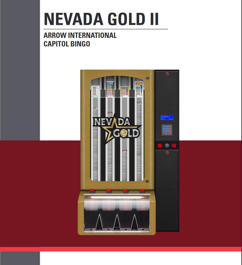 Nevada Gold II Catalog