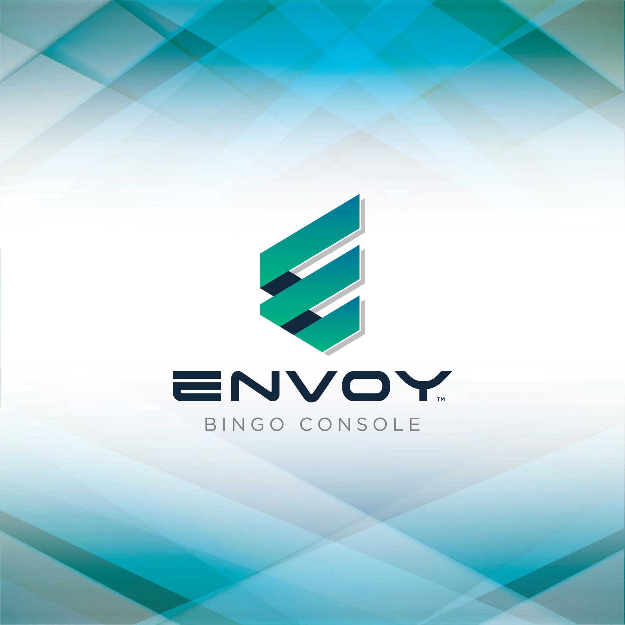 Envoy Bingo Console Brochure Promotional Materials/Equipment Flyers & Brochures