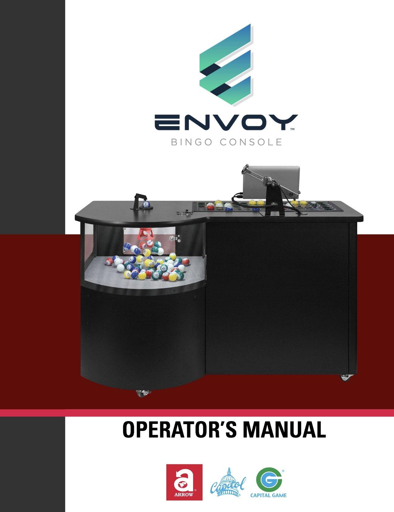 Envoy Manual Equipment Manuals