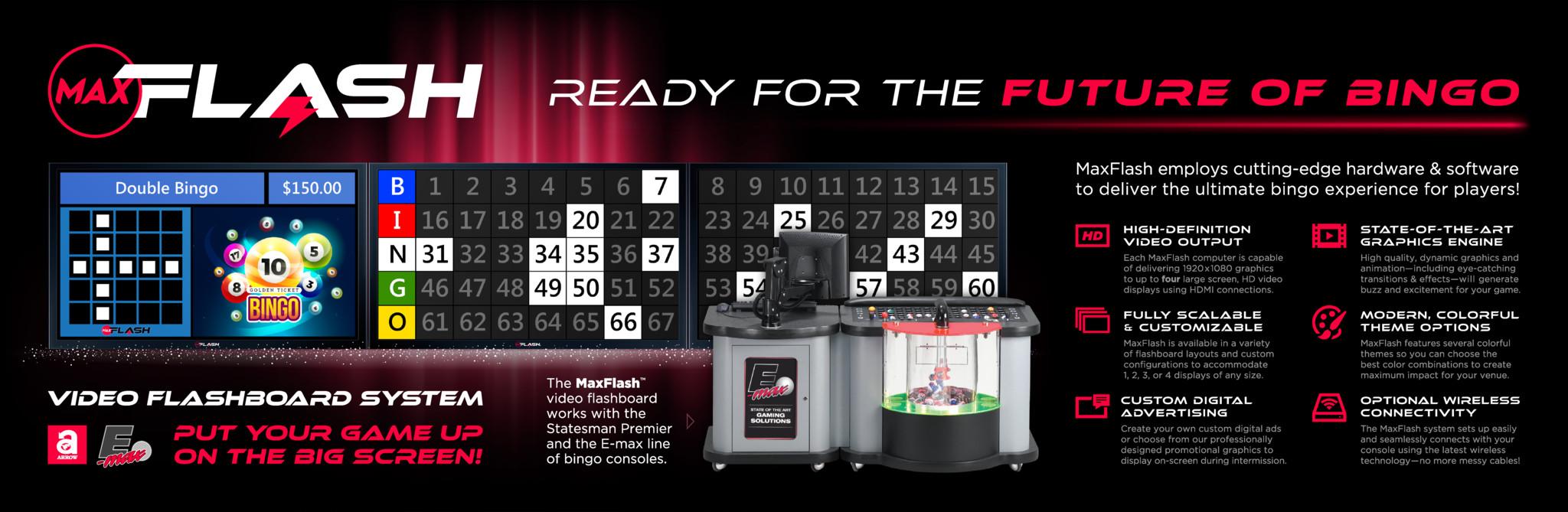 MaxFlash Brochure Promotional Materials/Equipment Flyers & Brochures