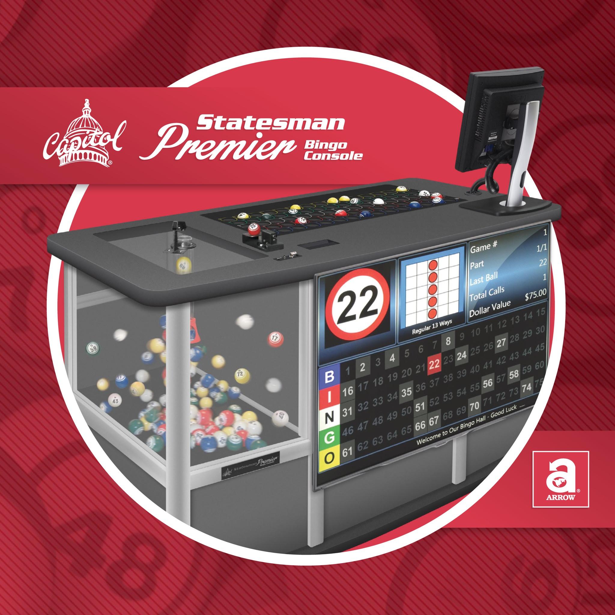 Statesman Premier Brochure Promotional Materials/Equipment Flyers & Brochures