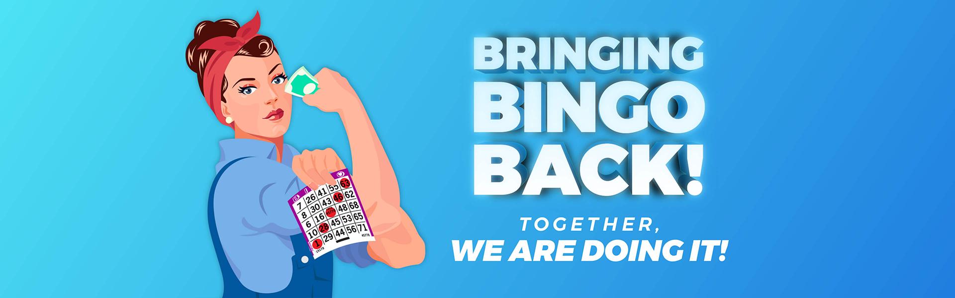Bring Bingo Back